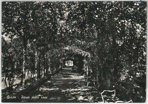 52973  - CARTOLINA d'Epoca - GORIZIA provincia -  GRADO: Parco delle Rose