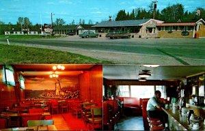 Michigan Searsport Light's Motel & Restaurant