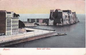 Castel Dell' Uovo, Napoli (Campania), Italy, 1900-1910s
