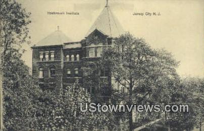 Hasbrouck Institute Jersey City NJ Unused