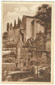 Italy, Verona, Teatro Romano, early 1900s unused Postcard
