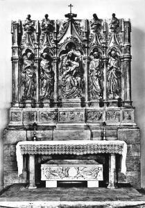 Italy Lucca Basilica di S. Frediano Altare della Famiglia Trenta Church