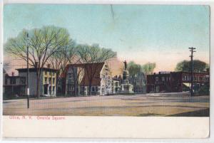 Oneida Square, Utica NY