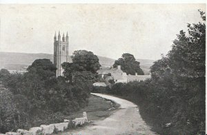 Devon Postcard - Widecombe-in-the-Moor - Ref  952A