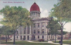 Illinois Springfield Court House