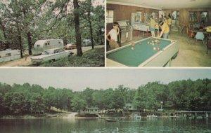 SUNRISE BEACH, Missouri, 50-60s; Dial's Resort, On Beautiful Lake of the Ozarks