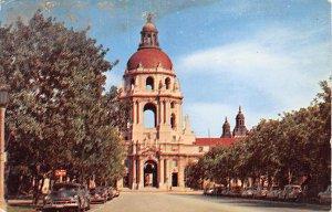 Pasadena City Hall Pasadena CA
