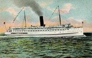 Eastern Steamship Co. - SS Governor Cobb