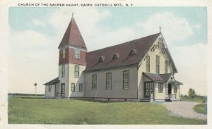 CAIRO , New York , 00-10s ; Church of the Sacred Heart