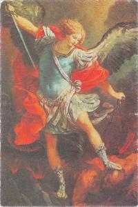 BG35890 s michele arcangelo painting postcard art