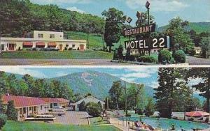 Pennsylvania Mt Union The Motel  22