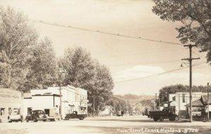 RP: ENNIS , Montana, 1930-40s ; Main Street
