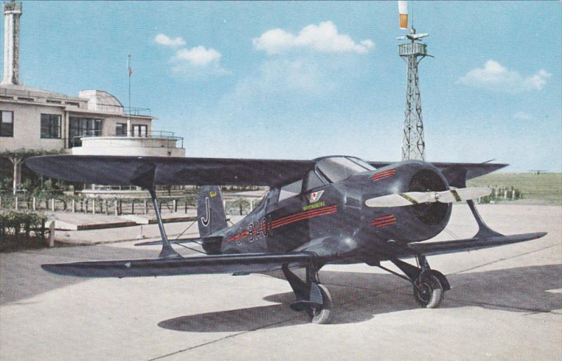 Japan Air Transport Ltd Prop Airplane , 1930s #3