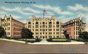 West Virginia Wheeling Wheeling Hospital