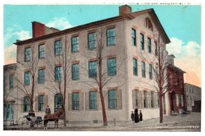 Pennsylvania Gettysburg  Will's House where Lincoln wrote Gettysburg Add...