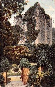 Guildford Castle United Kingdom, Great Britain, England 1906