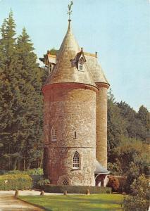 Trelissick Garden near Truro Cornwall The Water Tower