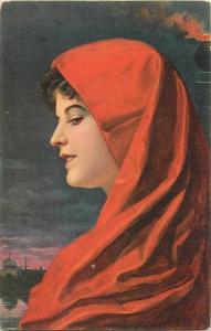 WILHELM HUNGER - Silvia Stengel Postcard