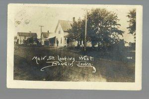 Bonair IOWA RP 1911 MAIN STREET Store nr Cresco Lime Springs GHOST TOWN DPO