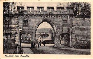 Pooct Waacahitg Maastricht Holland Unused