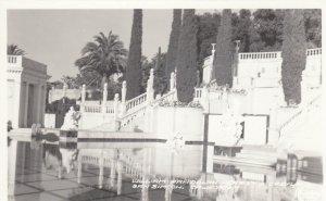 RP: SAN SIMEON , California, 1930-40s ; William Randolf Hearst Castle #3