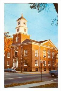 Court House , Dover , Delaware , 50-60s