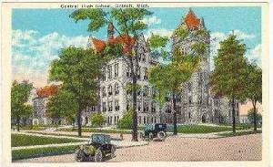 Central High School, Detroit, Michigan, 00-10s