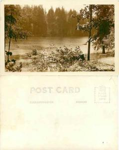 RPPC View of the McKenzie River in Oregon, OR