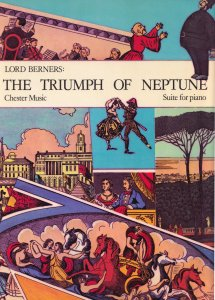 The Triumph Of Neptune Lord Berner 1970s Sheet Music