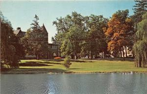 Fort Wayne Indiana 1960s Postcard St. Francis College