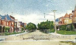 Broadway Hagerstown MD 1907