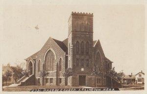 RP: LEXINGTON , Nebraska , 1908 ; Presbyterian Church