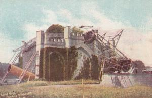 Lord Rosse's Great Irish Ireland Astronomer Old Telescope Postcard