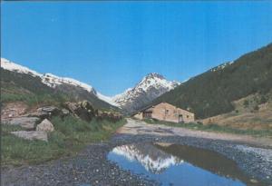 Postal 5715 : Vall de Incles en andorra