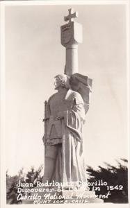 California Point Loma Juan Rodriquez Cabrillo Discoverer Of California In 154...