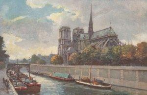 PARIS , France, 00-10s; Notre Dame ; TUCK Serie 945 P N0 36