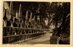 CPA TIVOLI Villa d'Este, Viale delle cento Fontana ITALY (545995)