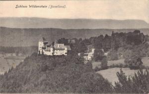 Switzerland Schloss Wildenstein Baselland 02.99