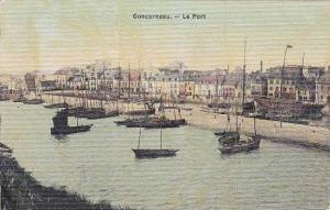 Concarneau , France , 00-10s Le Port