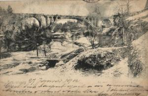 CPA Luxembourg, Pont Adolphe (30541)