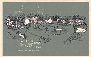 Thomas Jefferson Inn Charlottesville Virginia