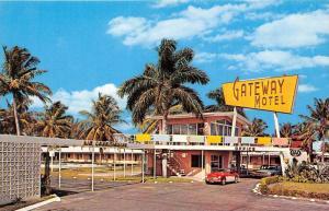 Florida Fort Lauderdale   Gateway Motel
