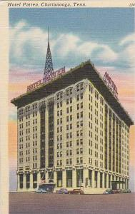 Hotel Patten, Chattanooga, Tennessee, 1930-1940s