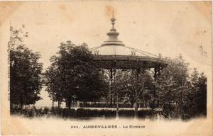 CPA  Aubervilliers - Le Kiosque   (740455)