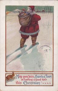CHRISTMAS : Santa Claus , 00-10s ; SC Collection #17
