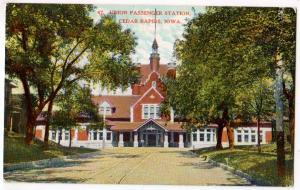 Union Passenger Station, Cedar Rapids Iowa
