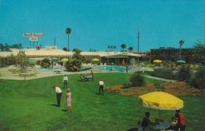 Golf Course Hyatt House Hotel San Jose California