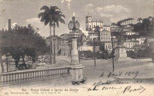Brazil Praça Cabral e Igreja da Glória, Rio de Janeiro 06.69