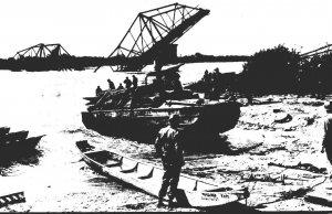 Dukws During World War II Used To Cross The Rhine River