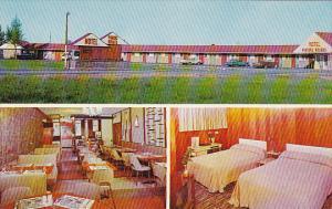 3-views,  Motel Pignon Rouge,  Montreal,  Quebec,  Canada,  40-60s